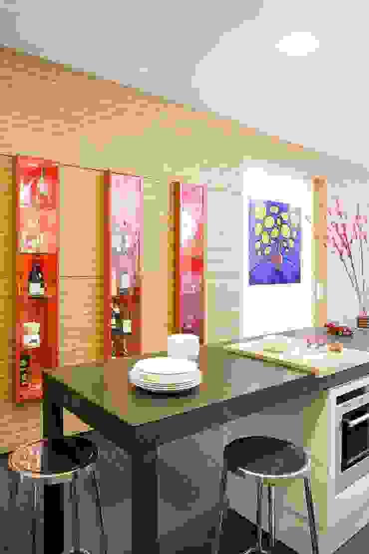 Cocina SOLER-MORATO ARQUITECTES SLP Cocinas de estilo moderno