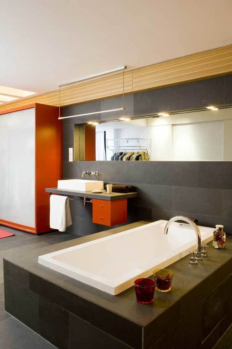 Baño SOLER-MORATO ARQUITECTES SLP Baños de estilo moderno