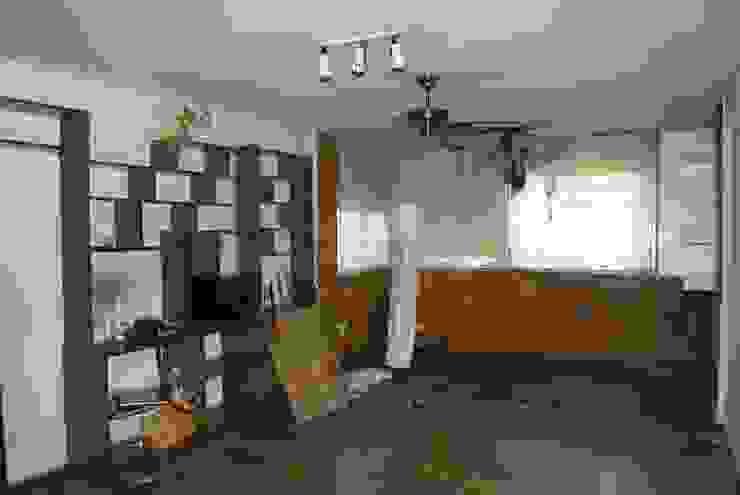 Vivienda en Pasamonte antes de homify