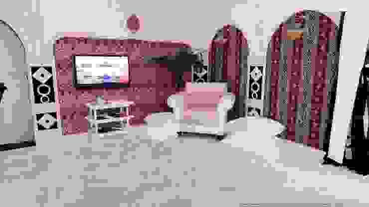 Nada-Design Студия дизайна. Camera da letto in stile asiatico