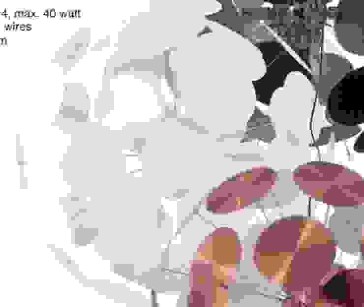 Lámpara de techo de Casada Health & Beauty Moderno