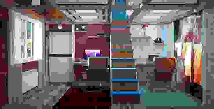 Nada-Design Студия дизайна. Nursery/kid's room