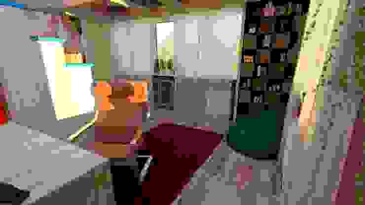 Nada-Design Студия дизайна. Mediterrane Kinderzimmer