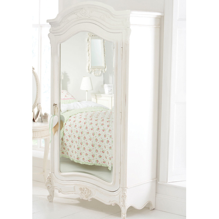 Tilly Mirrored Wardrobe: classic  by Little Lucy Willow, Classic