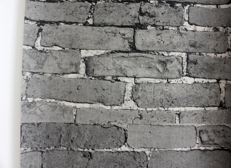 Brick Wall WALLPAPER by deborah bowness Paredes y suelosPapeles pintados