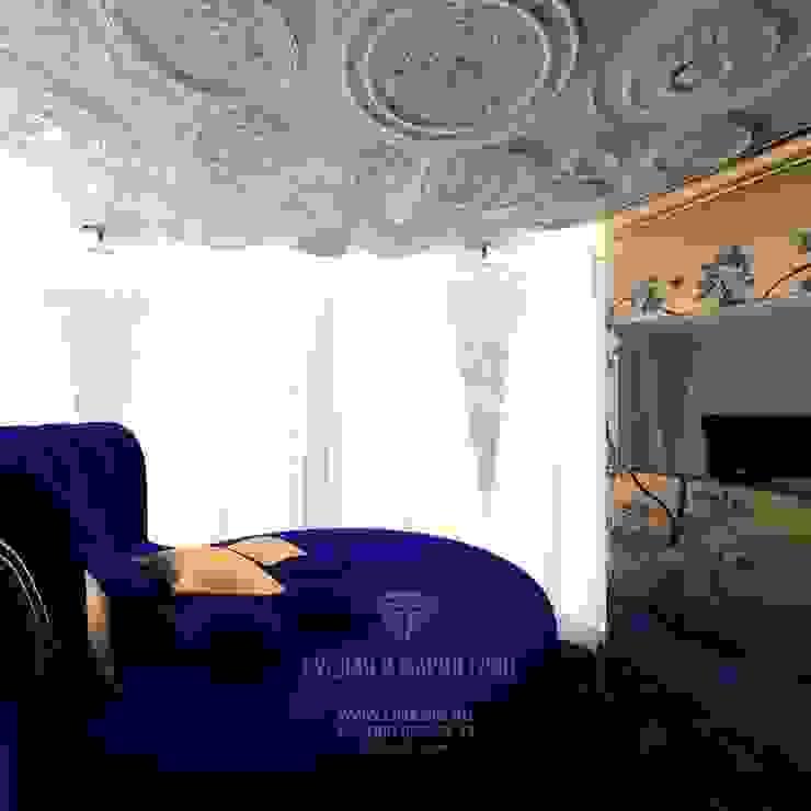 ИНТЕРЬЕР СПАЛЬНИ Спальня в стиле модерн от Студия дизайна интерьера Руслана и Марии Грин Модерн
