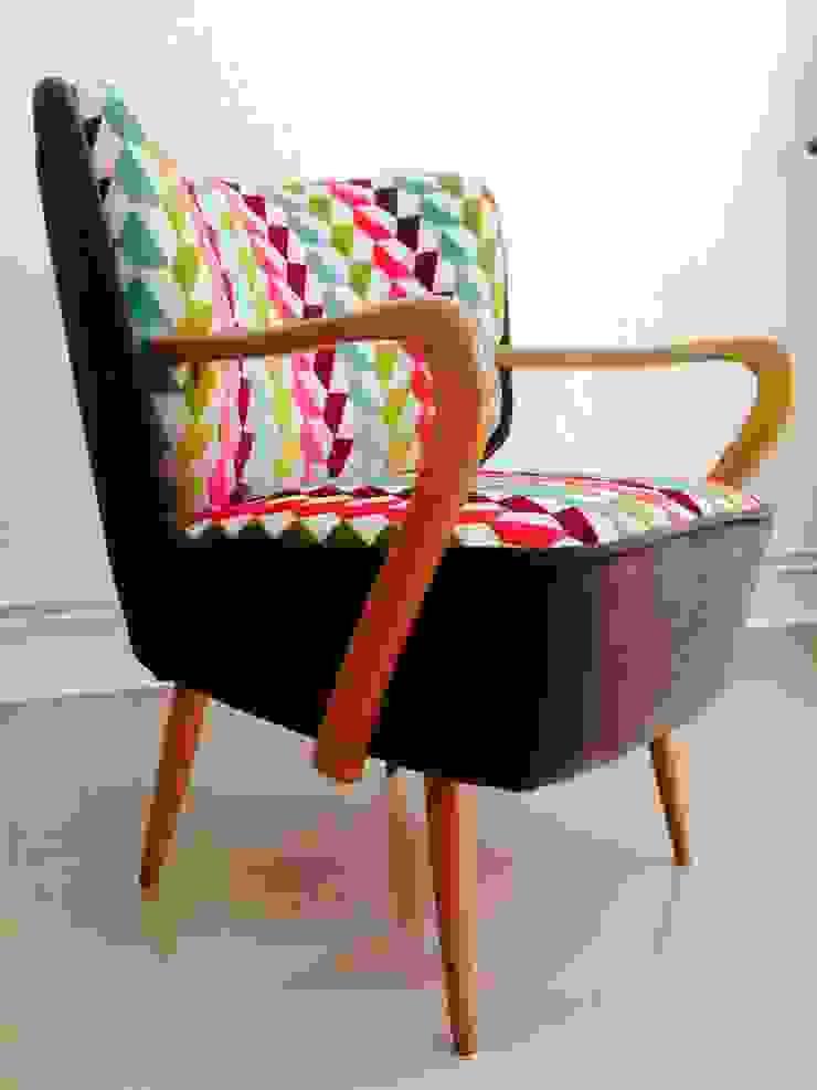 Fotel Klubowy od Juicy Colors Eklektyczny