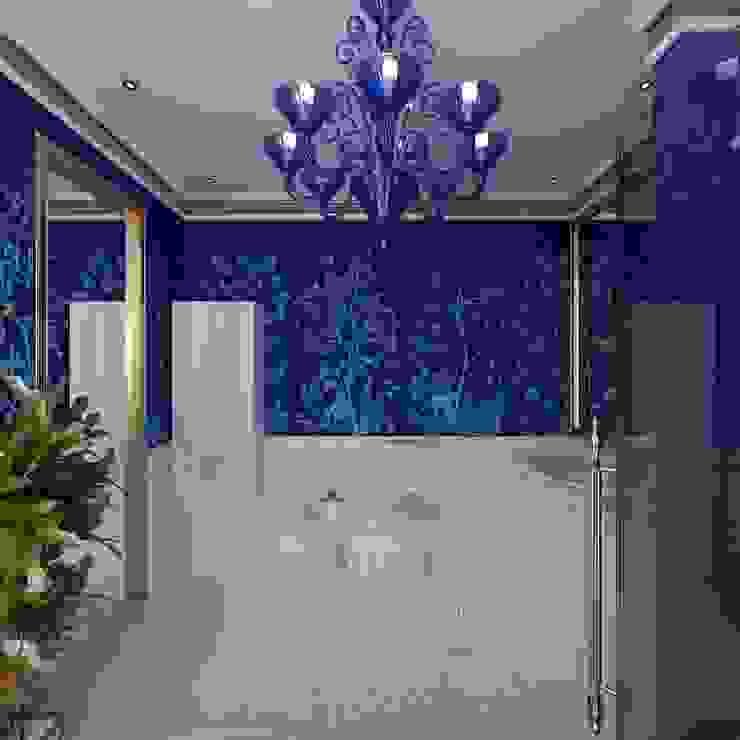САНУЗЕЛ Ванная комната в стиле модерн от Студия дизайна интерьера Руслана и Марии Грин Модерн