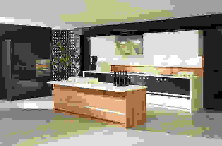 DanKüchen Studio Hengelo Modern style kitchen