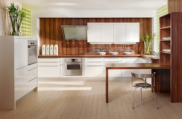 DanKuchen keukenimpressies Moderne keukens van DanKüchen Studio Hengelo Modern