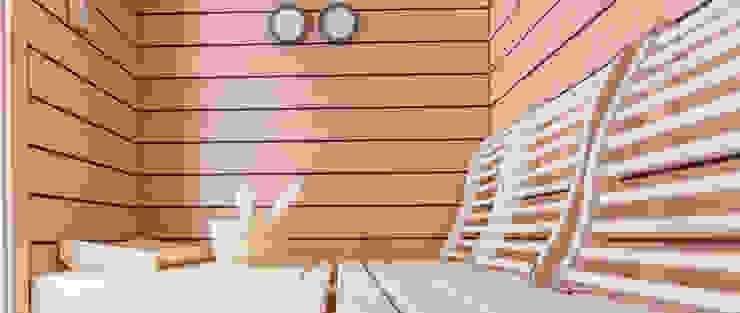 Sauna: modern  von Haus Wieckin,Modern