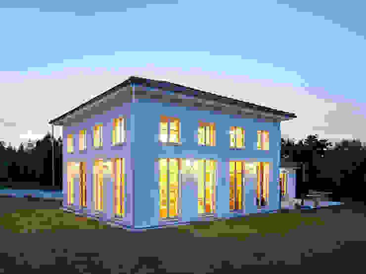 Huizen door Müllers Büro, Klassiek