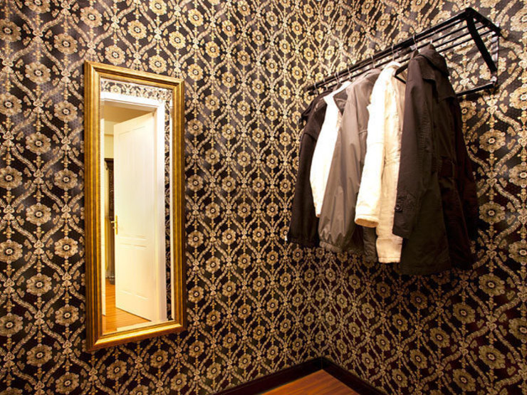 Dressing room by Müllers Büro