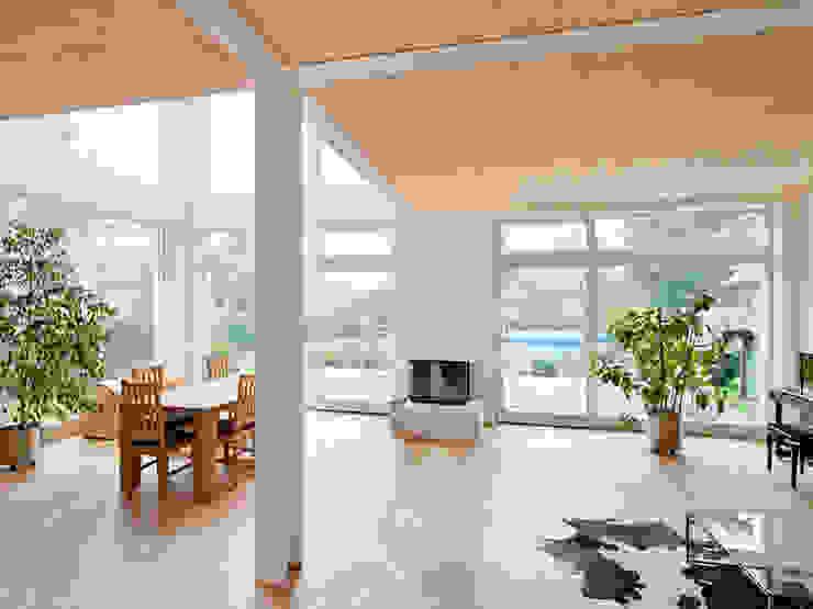 Modern Dining Room by Müllers Büro Modern