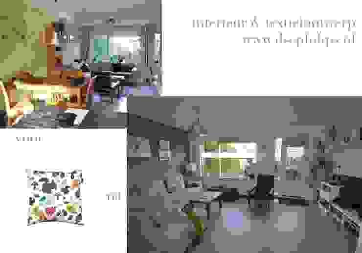 Eet-/Woonkamer 4 Moderne woonkamers van ilsephilips Modern