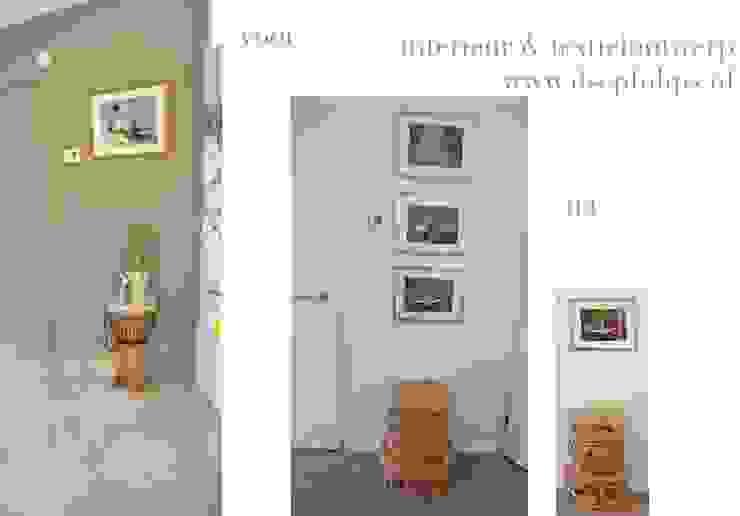 Eet-/Woonkamer 3 Moderne woonkamers van ilsephilips Modern