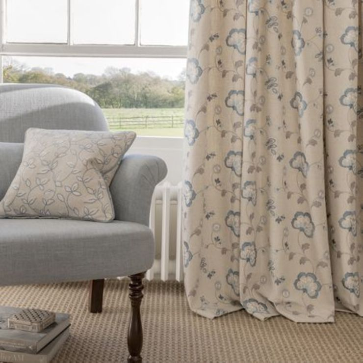 Clarke and Clarke - Manor House Fabric Collection by Curtains Made Simple Classic