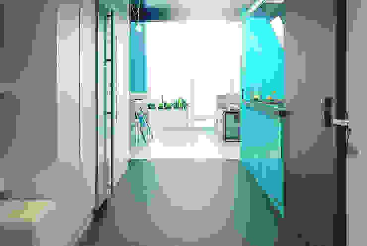 MinimaL-Loft Кухня в стиле лофт от Dmitriy Khanin Лофт