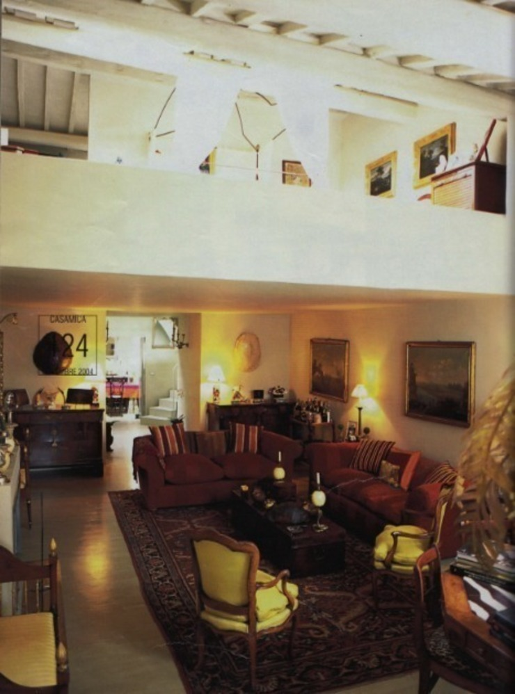 Studio Mazzei Architetti Living room