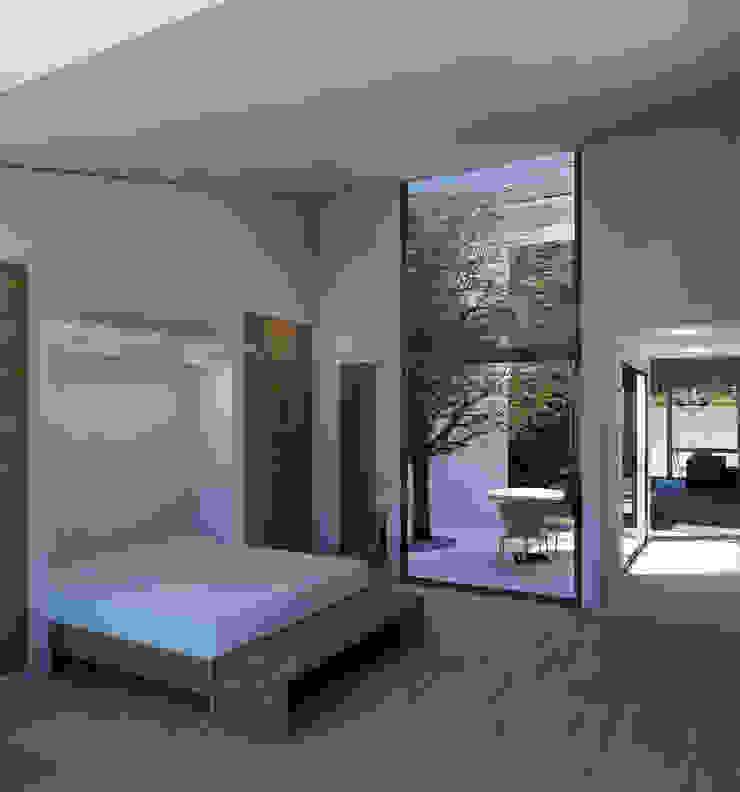 Scandinavian style bedroom by ACA.Alfonso Cort Arquitecto Scandinavian