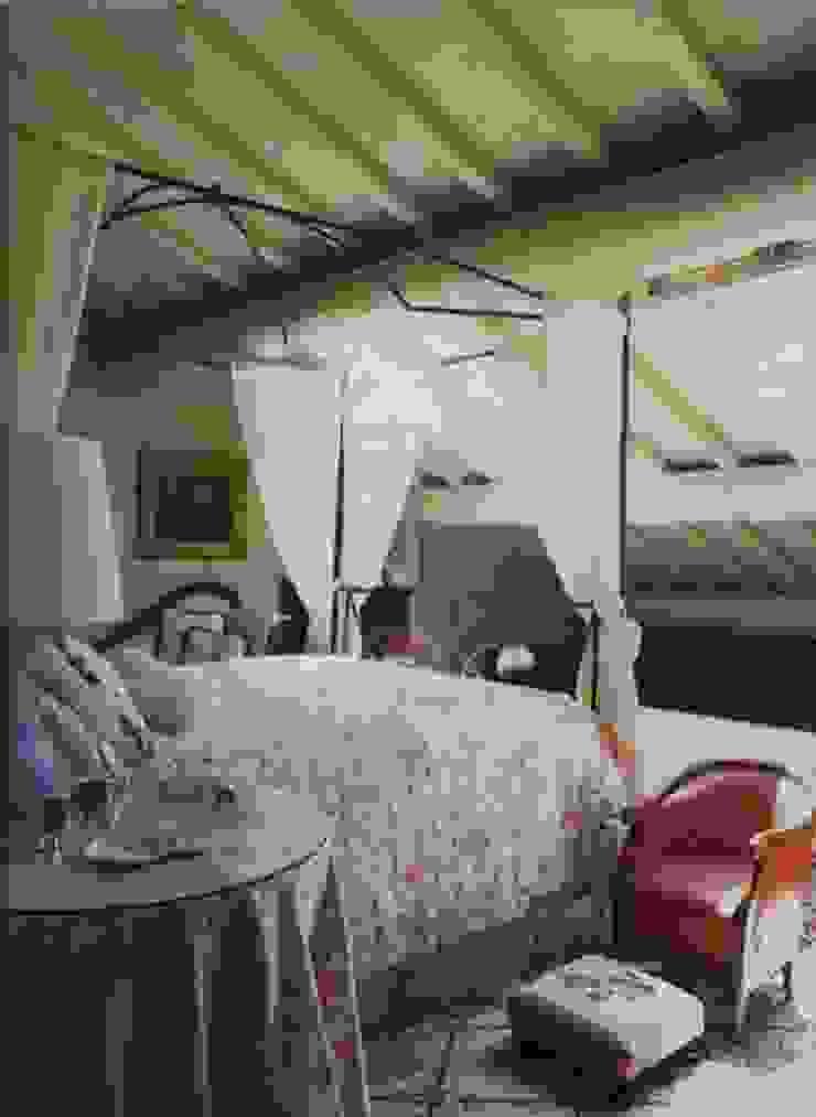 클래식스타일 침실 by Studio Mazzei Architetti 클래식