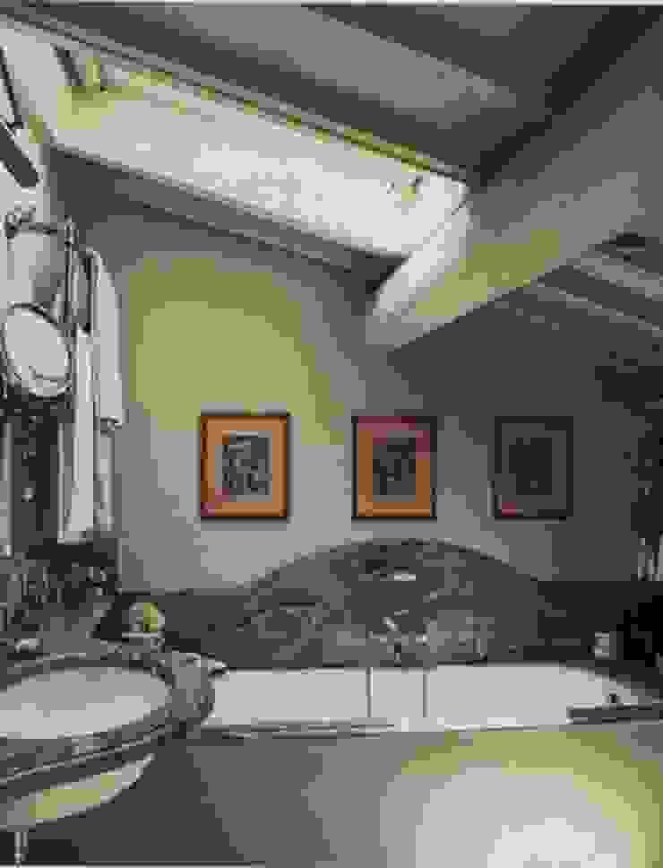 클래식스타일 욕실 by Studio Mazzei Architetti 클래식