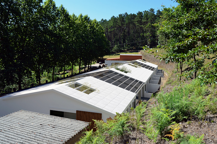 Scandinavian style houses by ACA.Alfonso Cort Arquitecto Scandinavian
