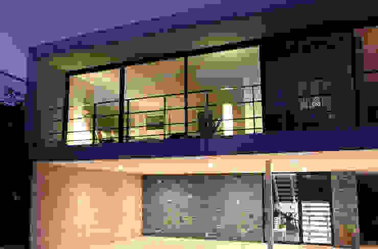 A-778 Casas modernas de DF ARQUITECTOS Moderno