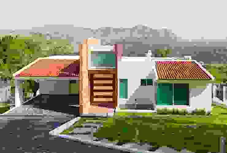 Casas de estilo  por Excelencia en Diseño, Moderno