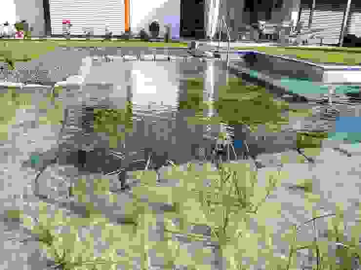 Jardines de estilo moderno de Maute GmbH & CO KG Moderno