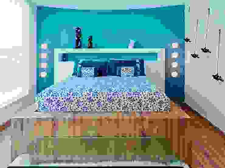 Modern Bedroom by Excelencia en Diseño Modern