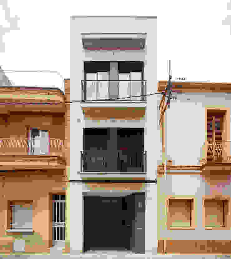 Minimalistische Häuser von costa+dos Minimalistisch
