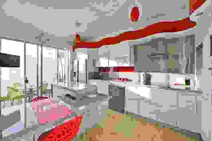 Cozinhas minimalistas por Excelencia en Diseño Minimalista