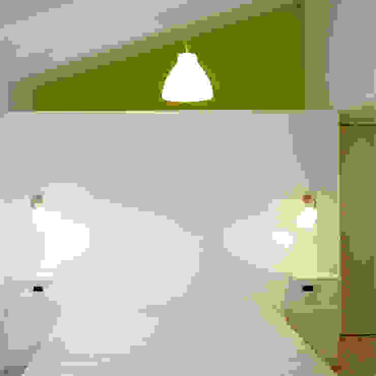 Ristrutturazione E_07 Camera da letto moderna di Studio Proarch Moderno