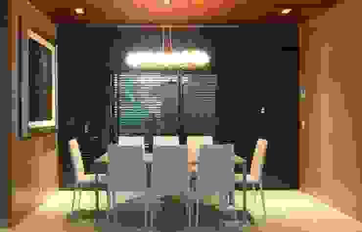 Interiorismo Dept. Edificio El Alear de BAO Moderno