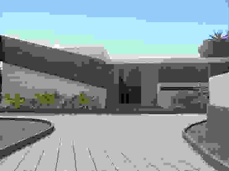 LB1515 Casas modernas de Arq. Jacobo Smeke Moderno