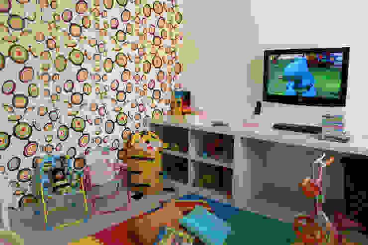 Brinquedoteca Quarto infantil moderno por Dauster Arquitetura Moderno