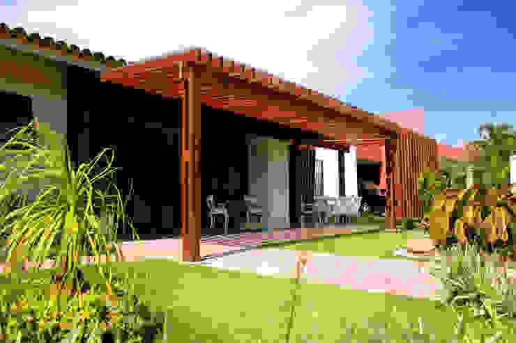 Residência Jaguaribe Casas modernas por Dauster Arquitetura Moderno