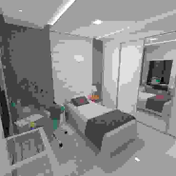 Nursery/kid's room by Dauster Arquitetura