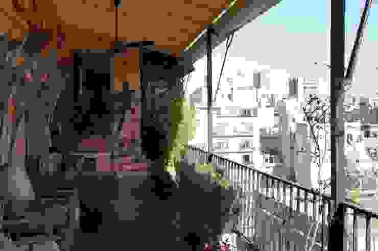 de Estudio Nicolas Pierry: Diseño en Arquitectura de Paisajes & Jardines Moderno