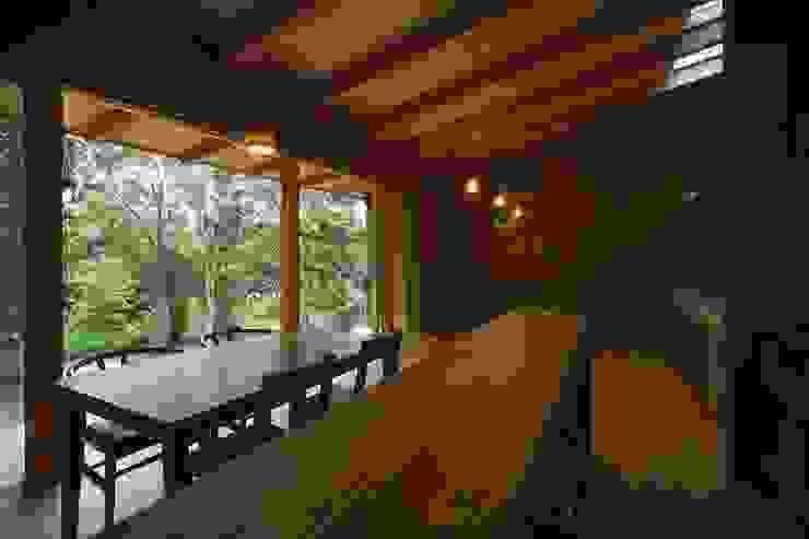 キッチン~リビング モダンな キッチン の 後藤建築設計 モダン