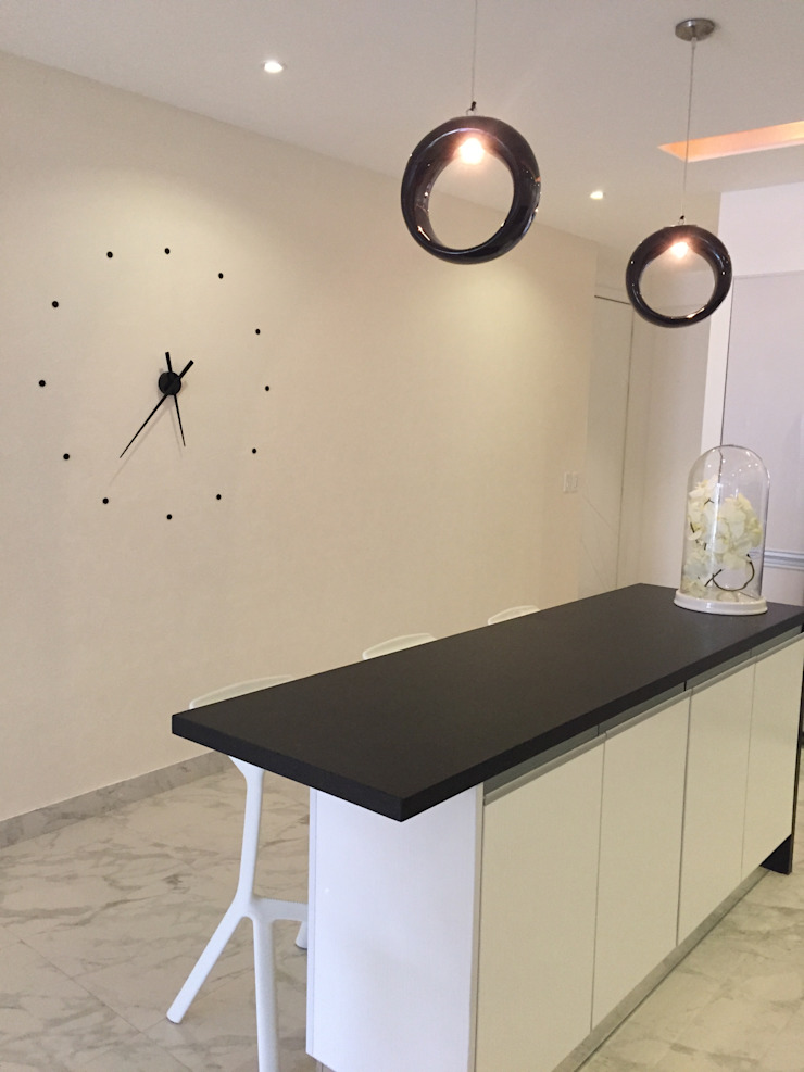 COCINA Cocinas minimalistas de DECO Designers Minimalista