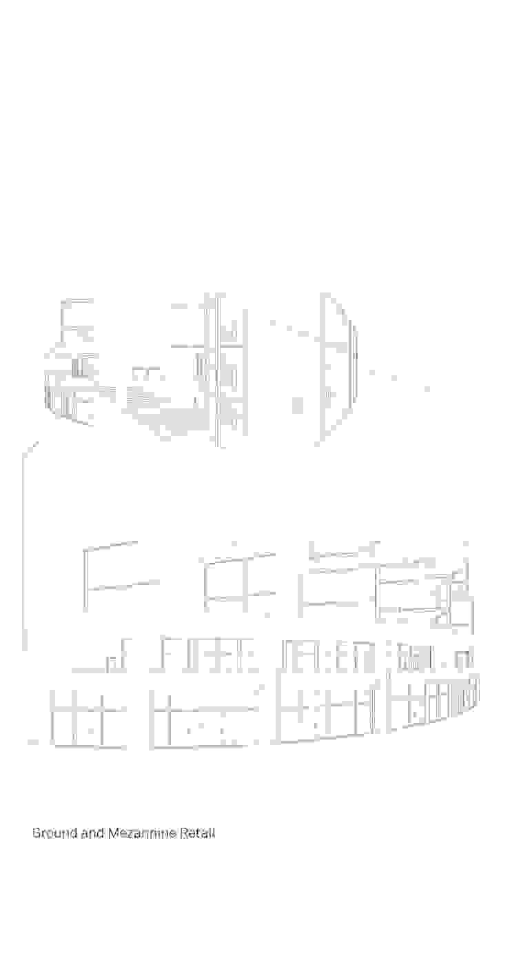 The Residences at Marina Gate, Dubai, by Aedas by Architecture by Aedas