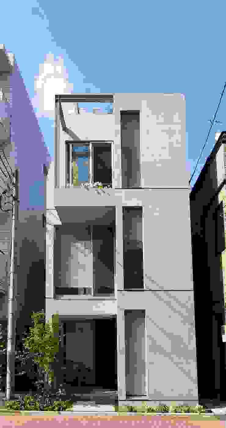屋上菜園のある家 ARC DESIGN モダンな 家