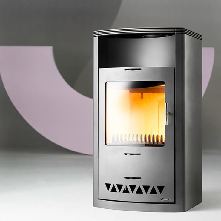 1001Keyif.com –  Thor Şömine Soba: modern tarz , Modern
