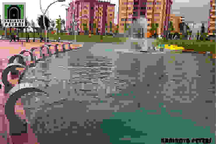 Kralkaya Peyzaj Havuz Fıskiye Sist. ve Pompa Mim. Müh. İnş. Ltd. Şti Modern pool