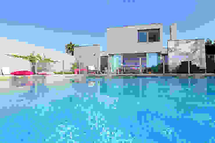 Casas de estilo mediterráneo de ROSA PURA HOME STORE Mediterráneo
