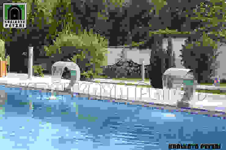 Kralkaya Peyzaj Havuz Fıskiye Sist. ve Pompa Mim. Müh. İnş. Ltd. Şti Jardines de estilo mediterráneo