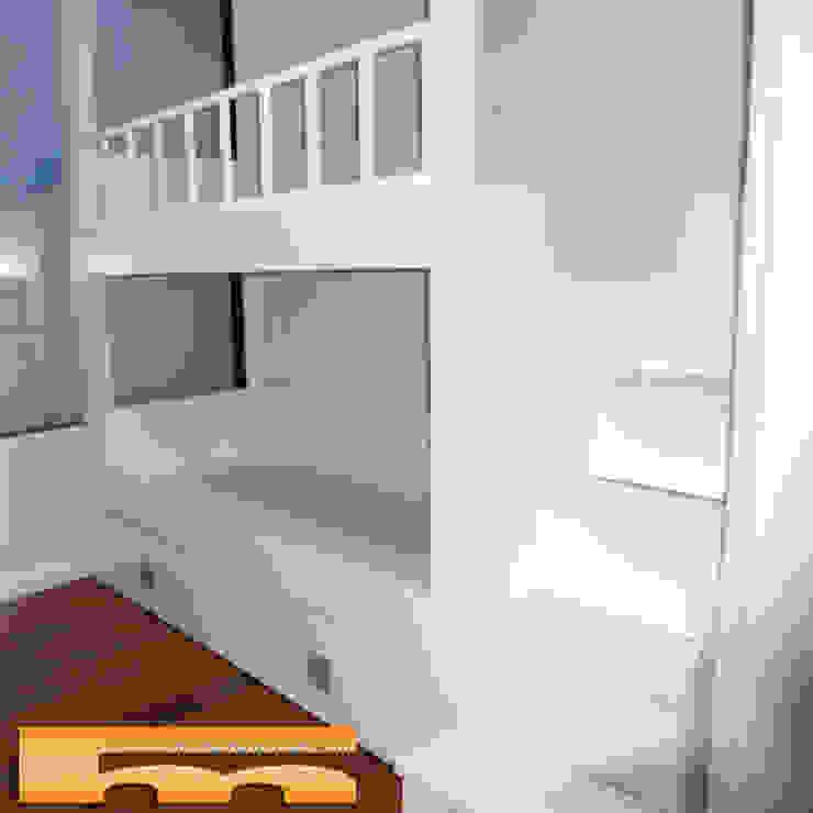 Litera a medida Escalera Lateral | Habitación Infantil | Barcelona | Manel de Fusteriamanel.com Moderno