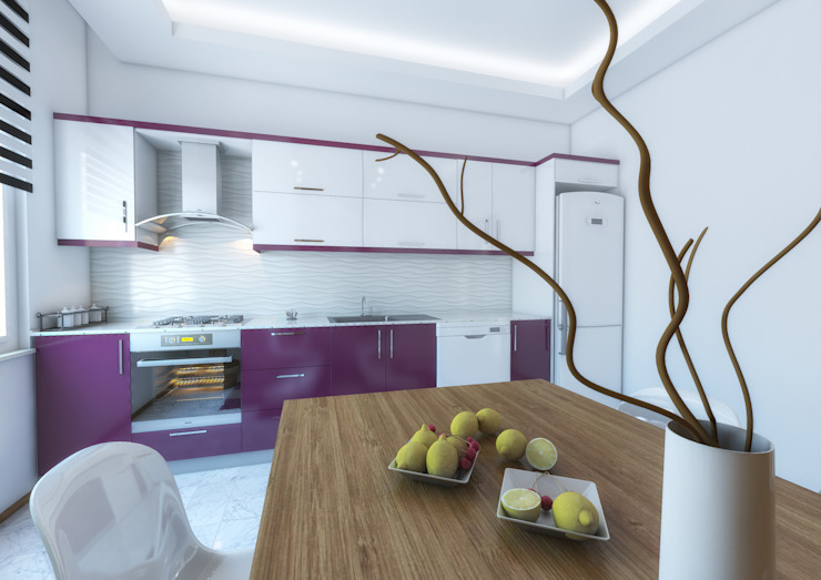 Modern Kitchen by Point Dizayn Modern